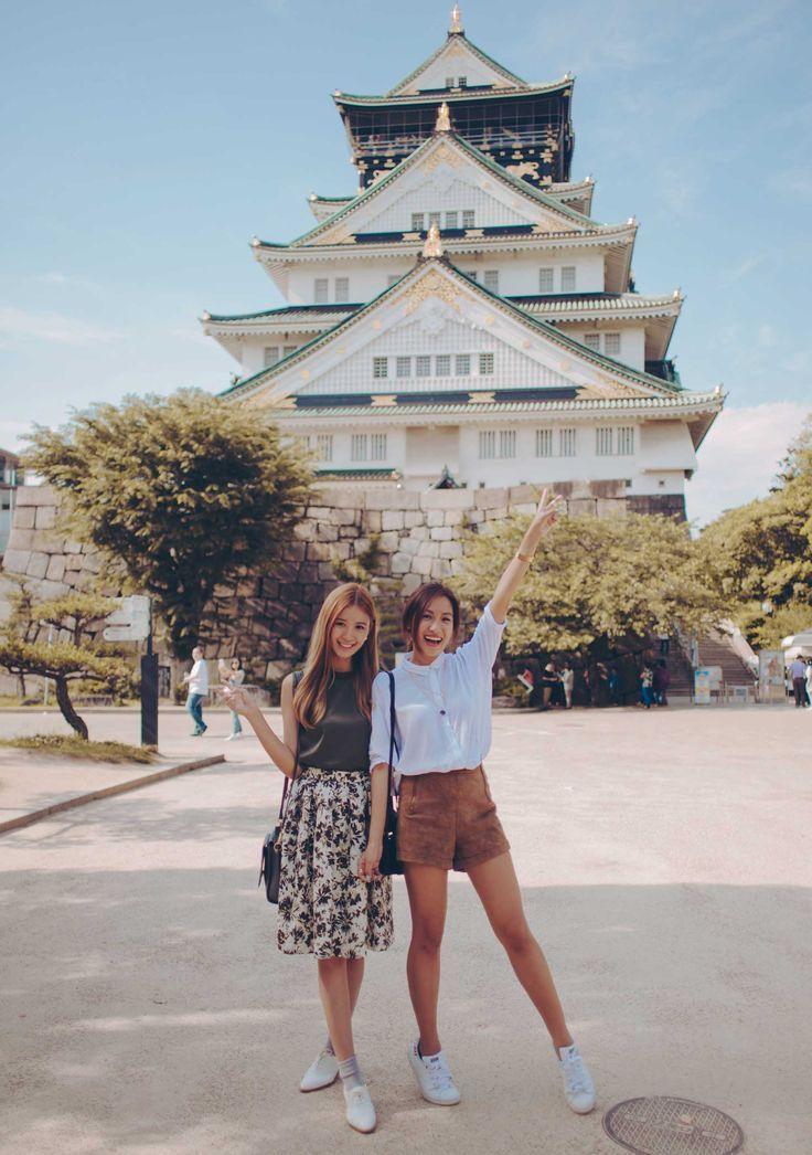 Osaka Castle Casual | Break My Style – #Break #Cas…