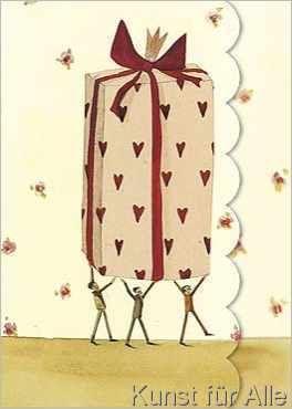Silke Leffler - Geburtstagsgeschenk