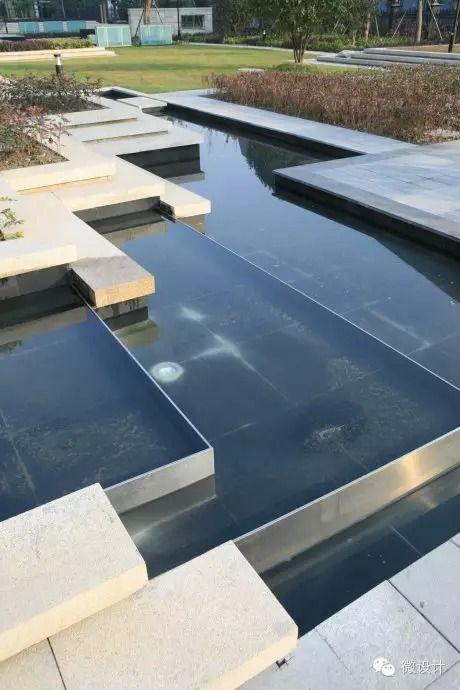 微设计 | 80款 · 各式各样的景观水景设计_微设计-爱微帮
