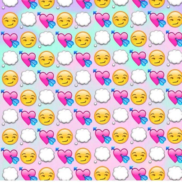 emoji wallpaper background full paper - photo #22