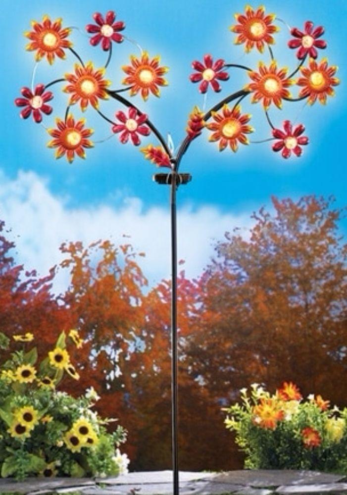 Autumn Metal Wind Spinner Yard Windmill Stake Garden Fall Butterflies Decor  #MetalWindSpinner #WindSpinner #Spinner #AutumnMetalWindSpinner #Autumn #Butterflies #Fall #WindSpinnerDecor #Decor #YardDecor #GardenStakeDecor