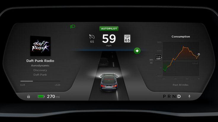 Designstudio Model S | Tesla Motors