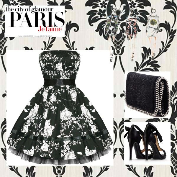 """Paris Baroque"" by methecoolhunter on Polyvore"
