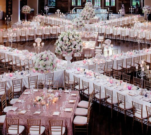 Wedding reception idea; Photographer: Milanes Photography