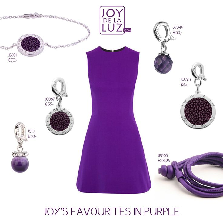 Joy de la Luz   Purple Favourites