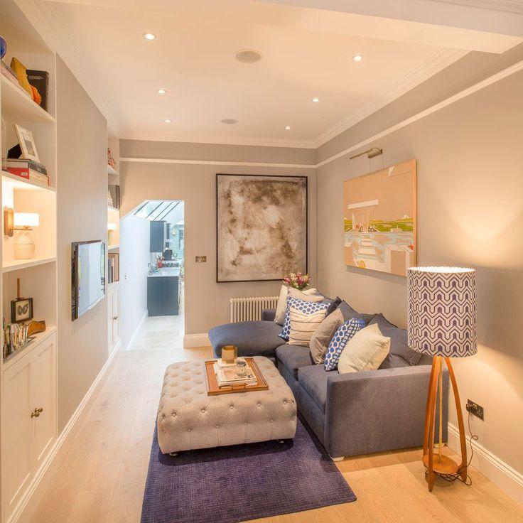 Resultado de imagem para sala de estar pequenas e modernas