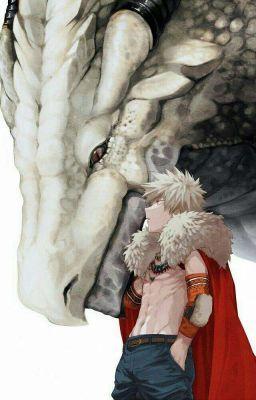 Dragon Tamer [Katsuki Bakugou x reader] | My hero academia