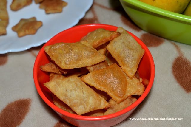 The Happie Friends: Mini Mango Poori - Kids Special