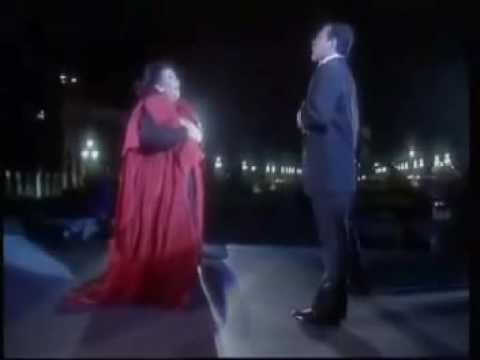 "Freddie Mercury & Montserrat Caballe ""How can I go On"", from the album, Barcelona. There's only one Freddie<3"