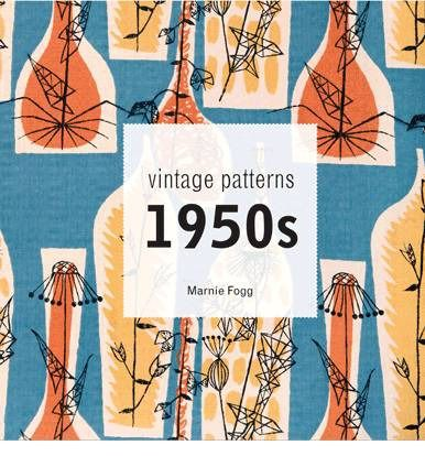 From western-based motifs with covered wagons to freeform abstract markings inspired by Pollack and de Kooning, this neat collection of 1950s patterns captures the major trends from the heyday of postwar design. Featuring all the print gurus of the time, including Lucienne Day, Robert Stewart, and Maija Isola of Marimekko,