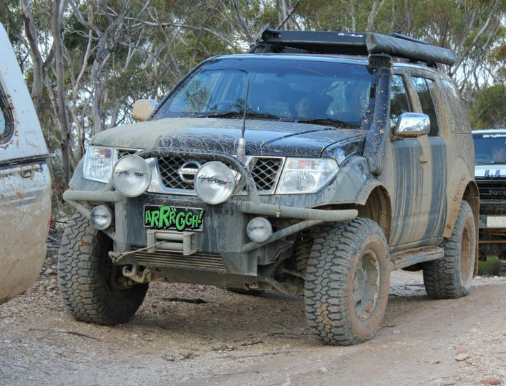 bumper for pathfinder r51 - Buscar con Google