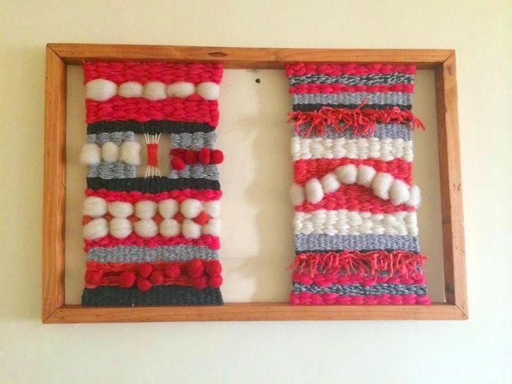 telares artesanales rusticos -