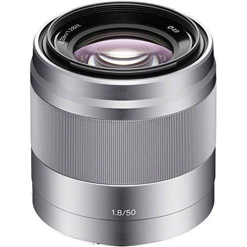 Sony 50mm f/1.8 Mid-Range Lens for Sony E Mount Nex Cameras #creativeportraitphotography