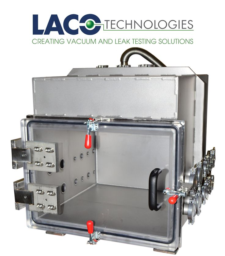 This Is A 20 Cube Vacuum Chamber We Made For Global Organization So They