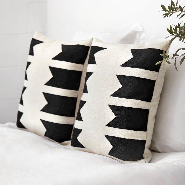 Modern Throw Pillows, Handmade in Peru   – The Citizenry