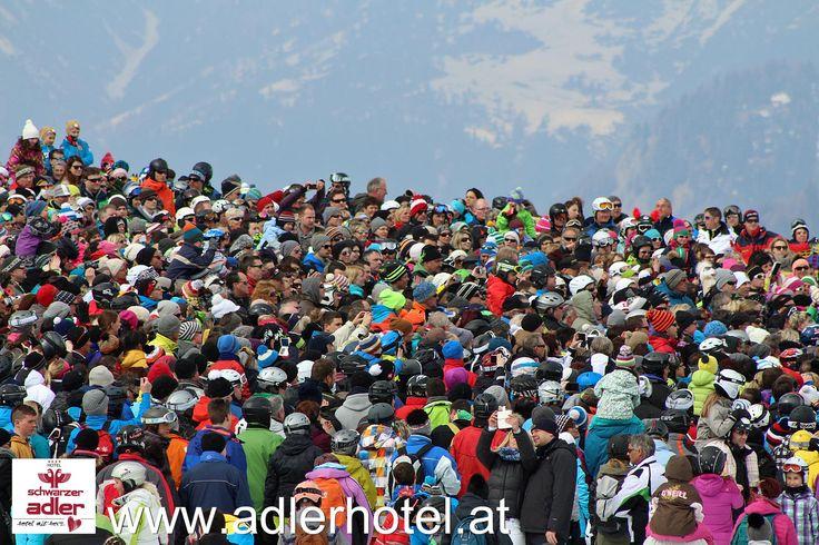 Über 6000 Besucher bei Schlager im Schnee in Nauders http://www.adlerhotel.at/