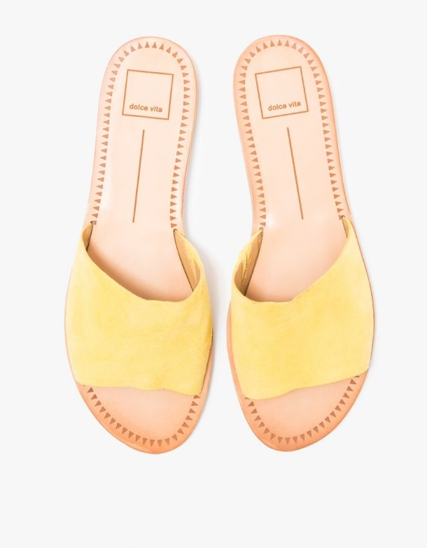 Javier in Yellow Suede