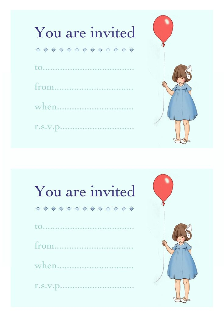 You can download these kid party invites for FREE! Love Belle and Boo :)