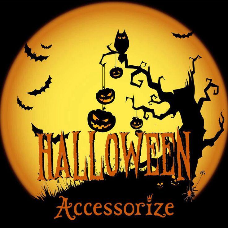Disfruta tu #halloween con los accesorios de la temporada de @accessorizecolombia