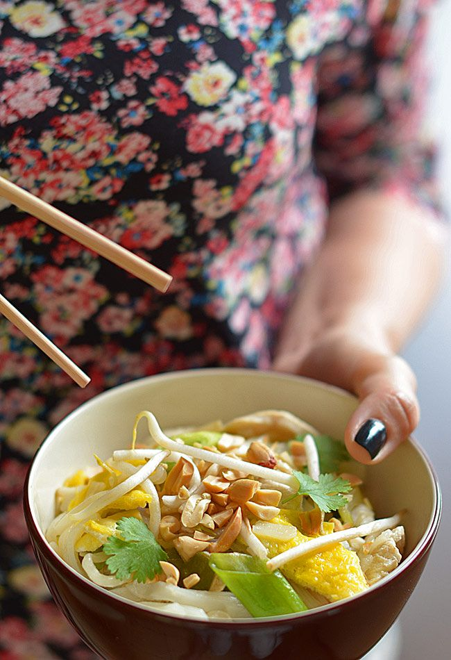 Pad thai - szybki i aromatyczny obiad w 20 minut