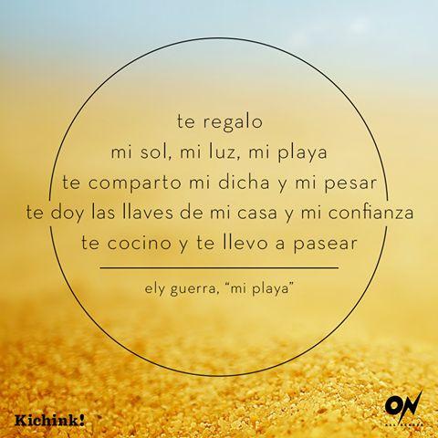 Mi playa / Ely Guerra