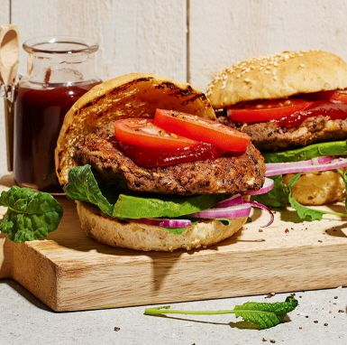 Recept: Veganburgare