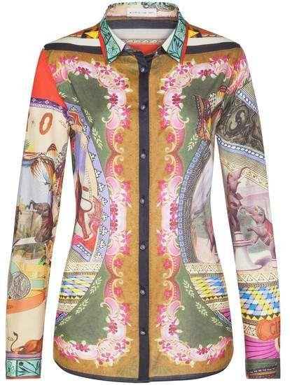 Etro- Hemdbluse   Damen (38) - Werbung #Mode #Fashion #Hemdbluse #Hemd #Bluse