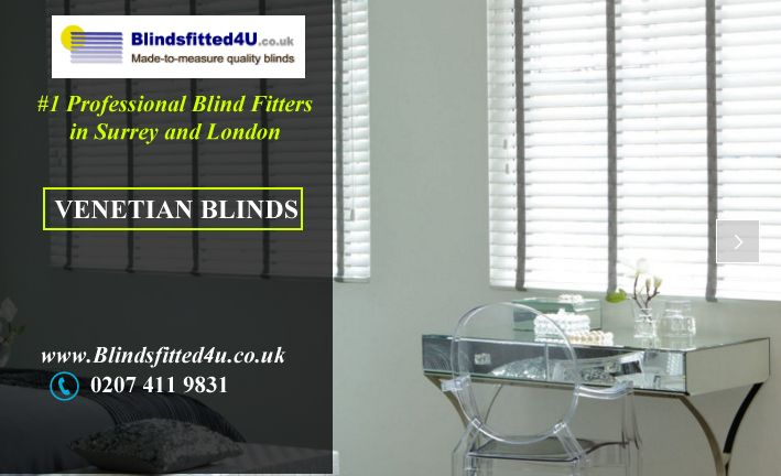 Are you trying to change the look of your home or office? Do you wish to adopt contemporary or traditional style for your room? Then installing Venetian Blinds is the best way out.
