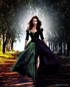 Lena Uncertain Choices: Beautiful Creatures by Rene-L