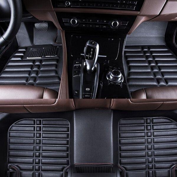 Floor Mats Floorliner For Nissan Rogue 2008 2018 All Weather Waterproof Fly5d Wish Custom Car Floor Mats Volkswagen Touran Floor Mats