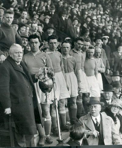 Everton - champions
