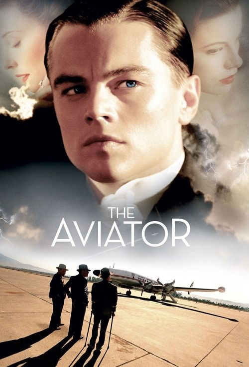 The Aviator, Movie Poster