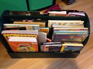 Les Mamans Testent: Une jolie bibliothèque pour enfants - Tidy Books