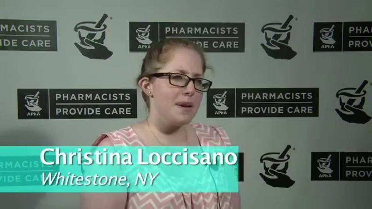 New York pharmacist Christina used her day off to help a patient solve a medication issue. This kind of dedication is why we need ?#?ProviderStatus?!