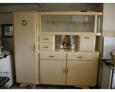 1000 idee su cucina anni 39 40 su pinterest decorazione d - Mobili vintage anni 60 ...