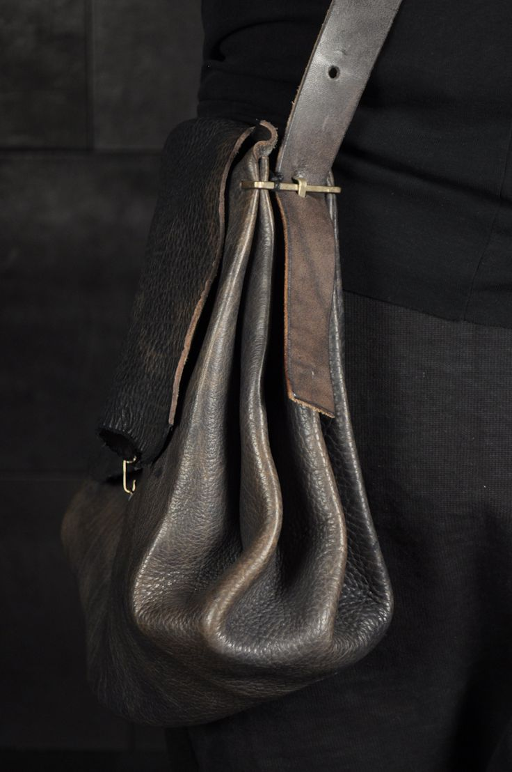 Beautiful leather bag M.A+ | -PNP, fashion stores in Florence