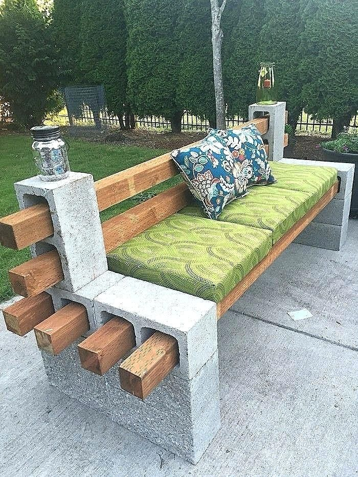 Garten Gestaltung Ideen Gartenweg Gestalten Gartenideen Neu Neue Diy Patio Furniture Diy Patio Diy Bench Outdoor