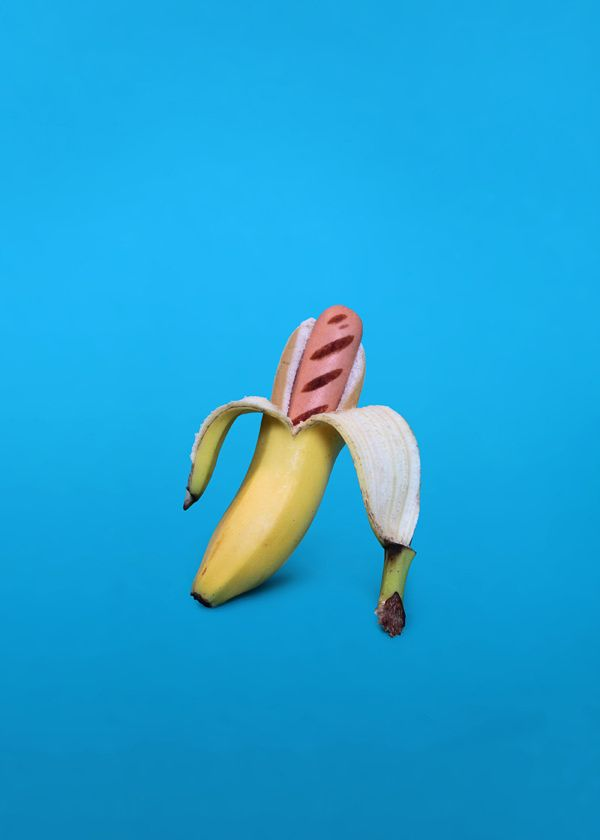 Junk Fruits by Arnaud Deroudilhe in Photography