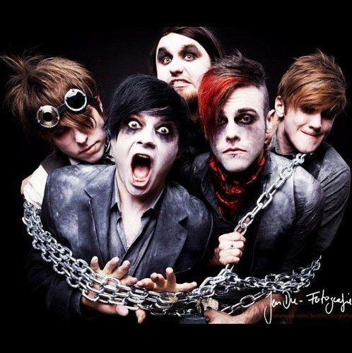 The Fearless Vampire Slayers From England, have fun with their name and their persona. A pop-punk, alternative band, they have also been known to get more rock into their music as well.