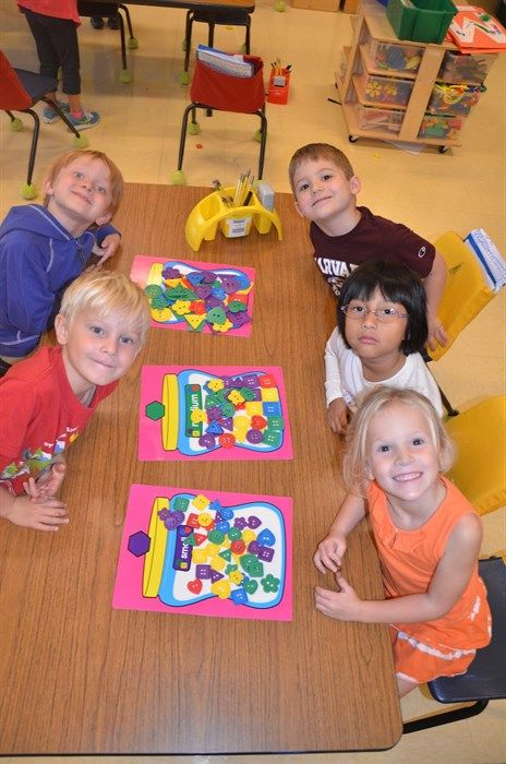 Jonelle, kindergarten teacher and creator of A Place Called Kindergarten, and her kiddos explored these awesome sorting activities and we thought they offered a great way to review colors, shapes,...