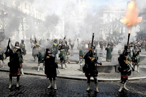 Fiestas de Moros y Cristianos de Alcoy #InfoFestaFitur #Alcoy #Alcoi