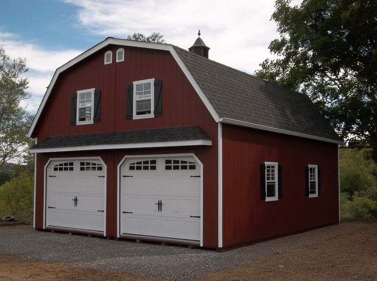 Best 28 Best Country Style Garage Plans Images On Pinterest 400 x 300