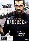 Banshee Complete TV Series | Seasons 1-4 | 15 Discs | NON-USA Format | PAL | Region 4 Import  Australia