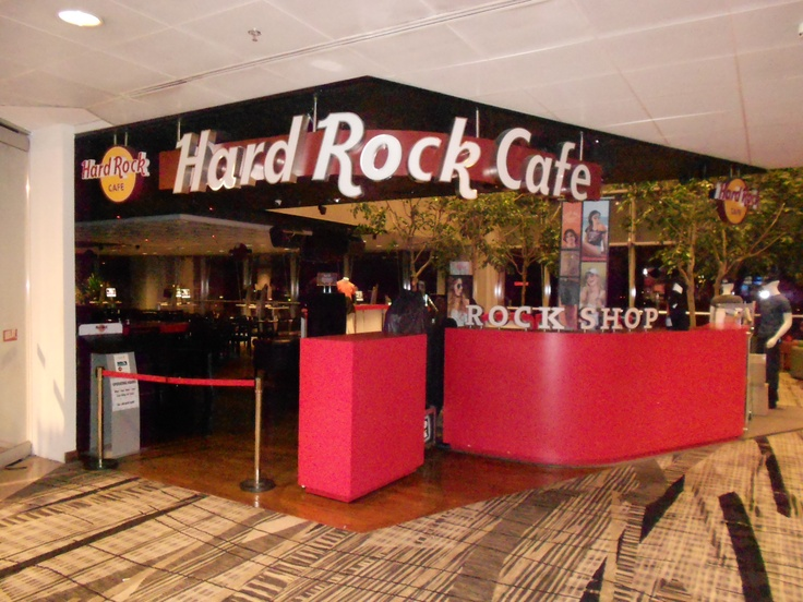 Hard Rock Cafe Houston