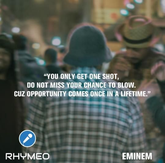 Rhymeo is the only app that gives visual and linguistic material to help you rap. To learn how to freestyle rap, you need to concentrate on 2 things at the same time: vocalizing your lyrics, and thinking about the rhymes for your next line.