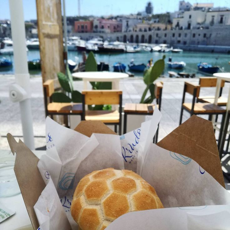 Fishburger 🐟🌊 #pranzo #vistamare