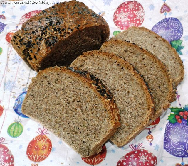 Słodko i wytrawnie. : Błyskawiczny chleb domowy