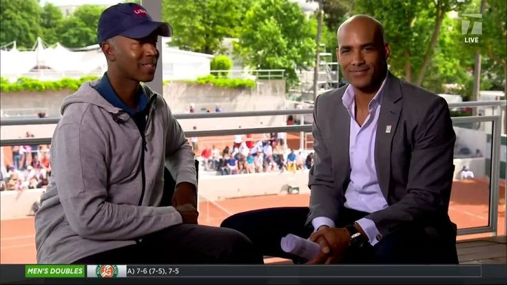 TC's Juniors Correspondent Boris Kodjoe from Code Black on CBS spoke with United States Tennis Association - USTA (Official) Player Development General Manager Martin Blackman about some of the future stars of US tennis.
