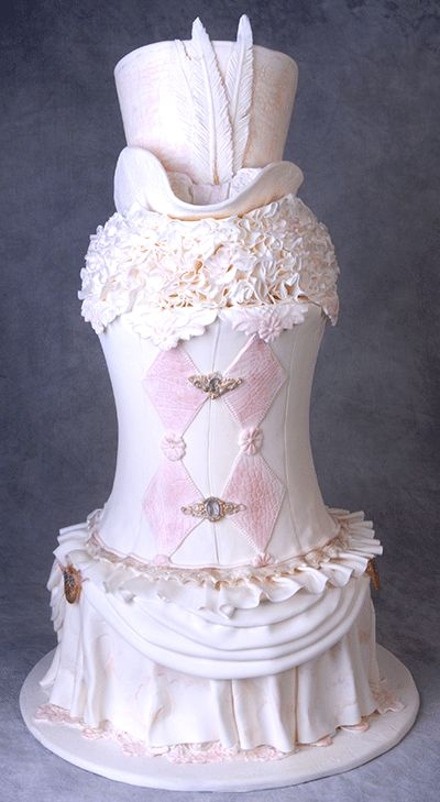 12 best images about cakes steampunk on pinterest for Art cake decoration