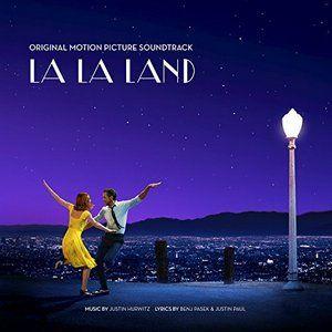 La La Land Soundtrack (2016) Jazzy, upbeat, sad, heartbreaking